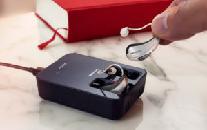 Signia Cellion, the world's first hearing aids with wireless inductive charging