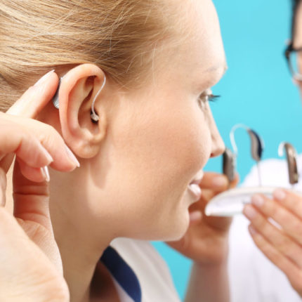 Audiologist Hearing Aids
